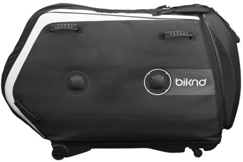 Biknd Helium V4 - Housse de transport - blanc/noir 2018 Sacs de transport & Valises vélo gVYllYNX